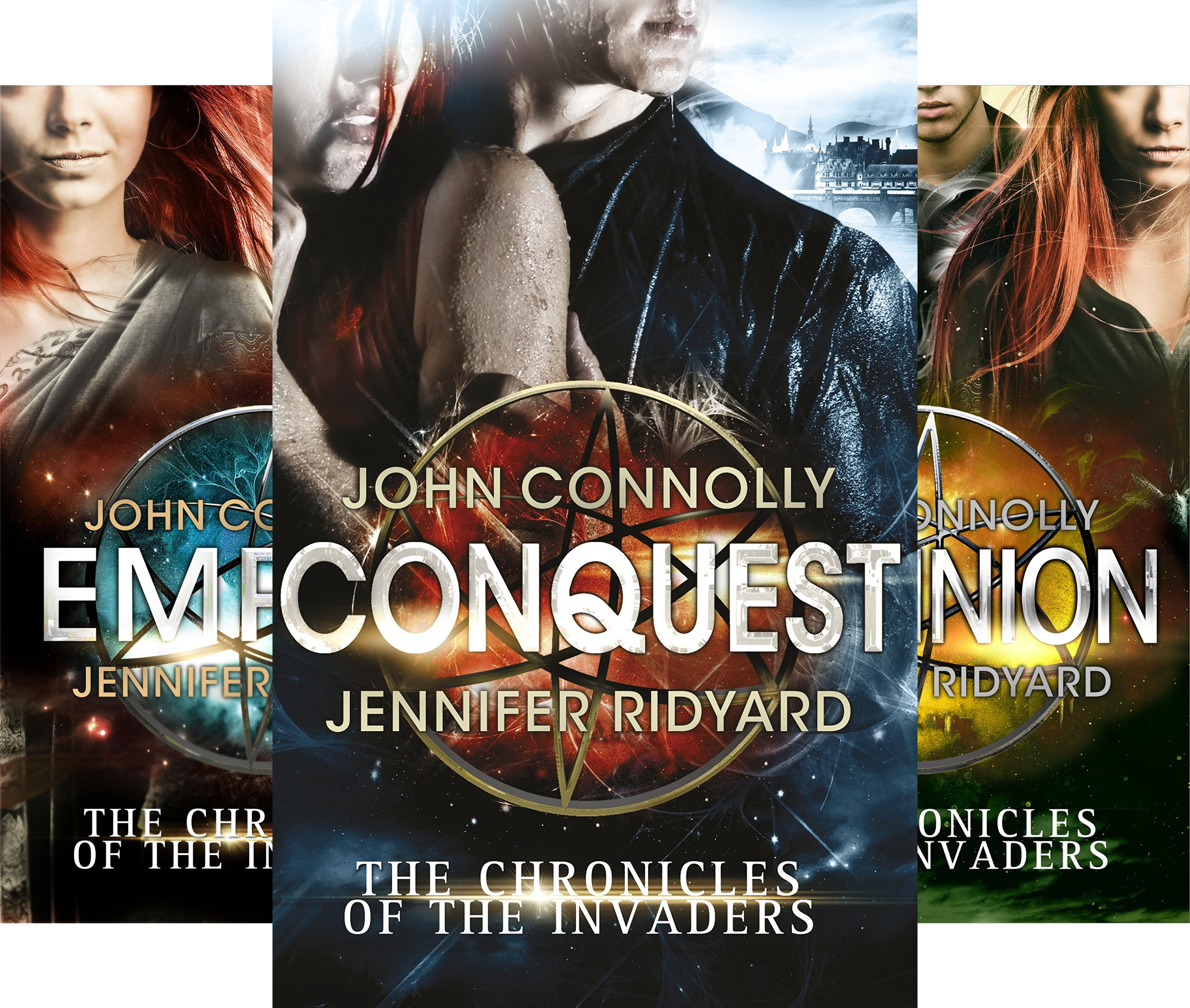 Chronicles of the Invaders (3 Book Series)