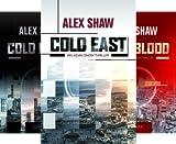 Aidan Snow Thriller (Reihe in 3 Bänden)