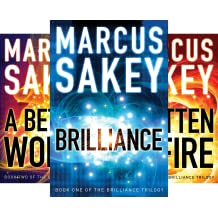 The Brilliance Trilogy (3 Book Series)