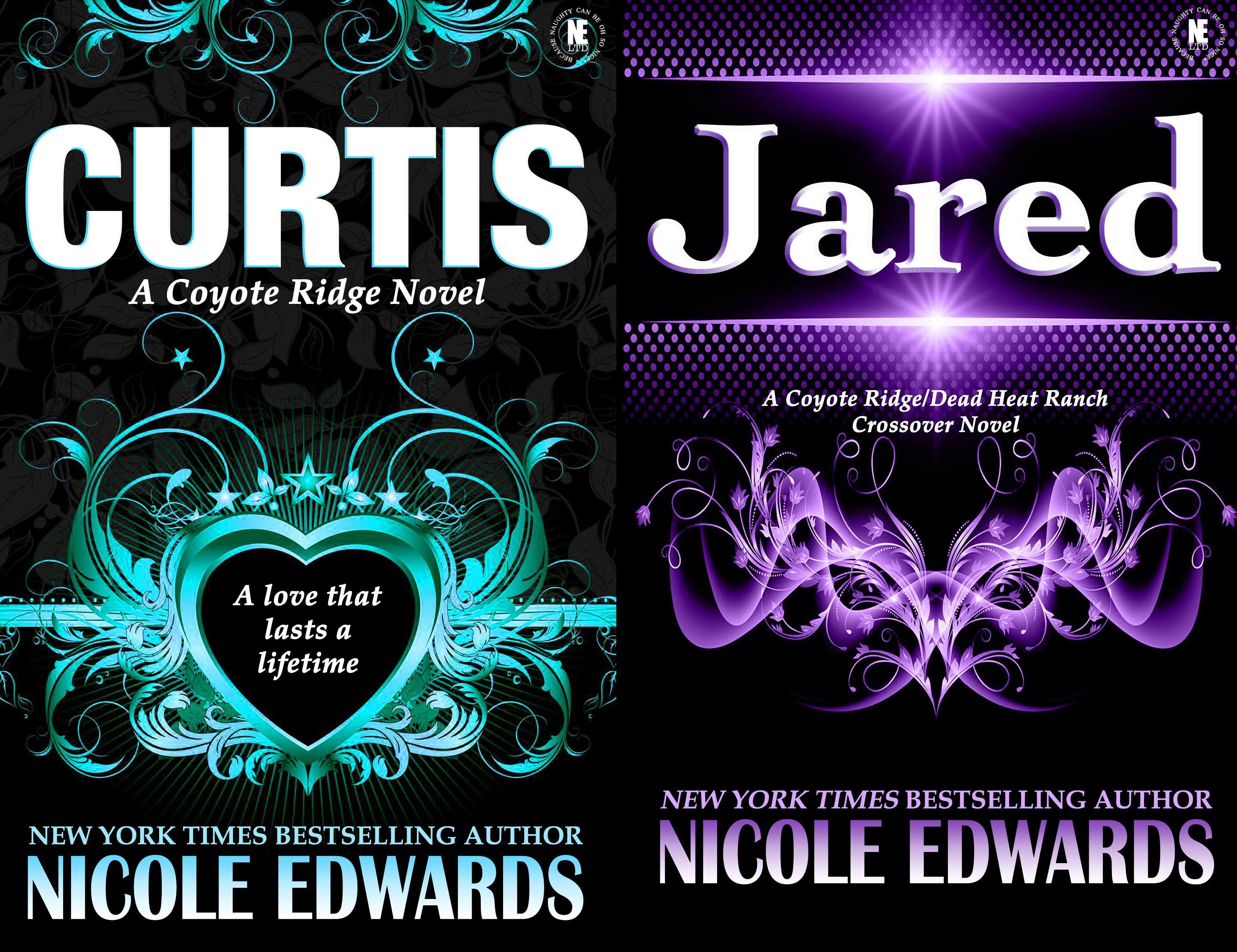Coyote Ridge (2 Book Series)