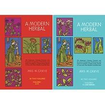 Modern Herbal (2 Book Series)