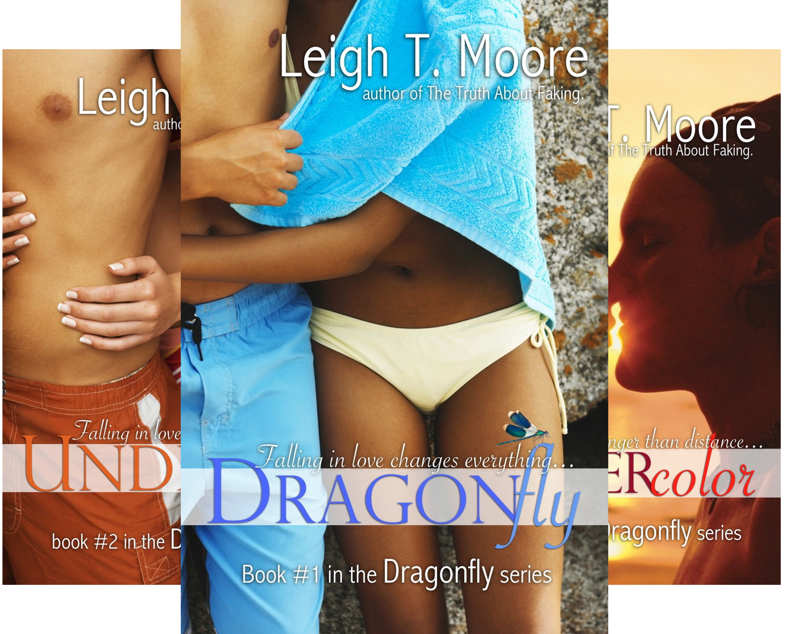 Dragonfly (4 Book Series)