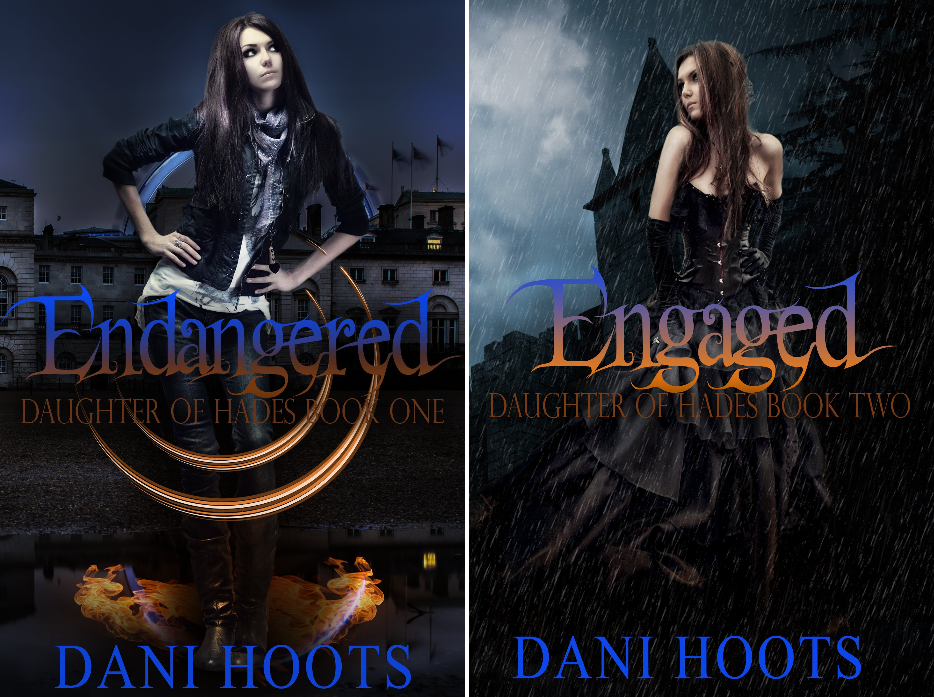Daughter of Hades (2 Book Series)