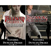 Vampires: The New Age (2 Book Series)