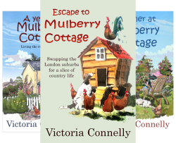 Mulberry Cottage (3 Book Series) by  Victoria Connelly