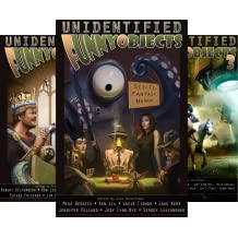Unidentified Funny Objects Annual Anthology Series of Humorous SF/F (6 Book Series)