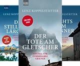 Commissario Grauner ermittelt (Reihe in 4 Bänden)