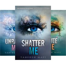 Shatter Me (3 Book Series)