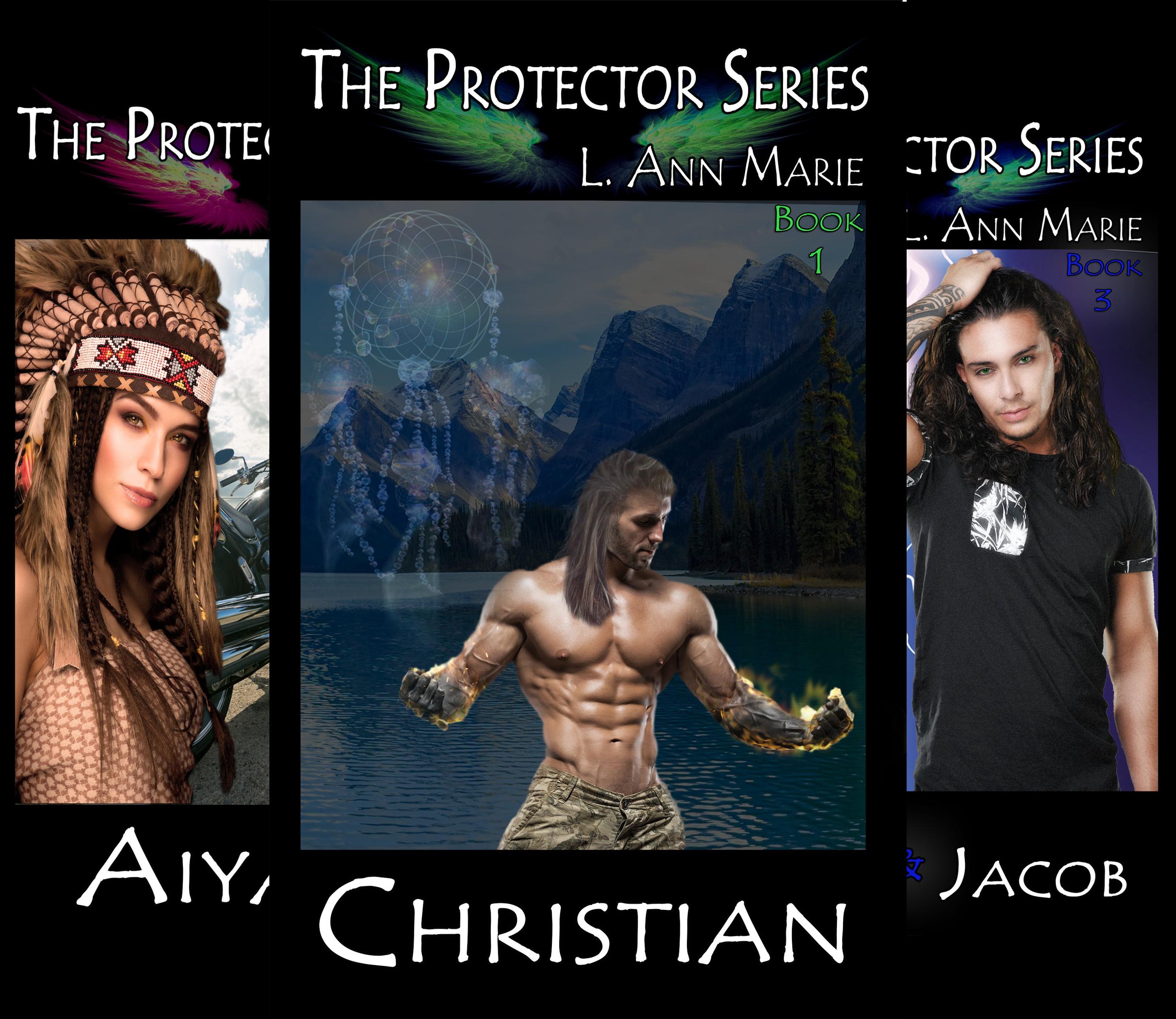The Protectors (3 Book Series)