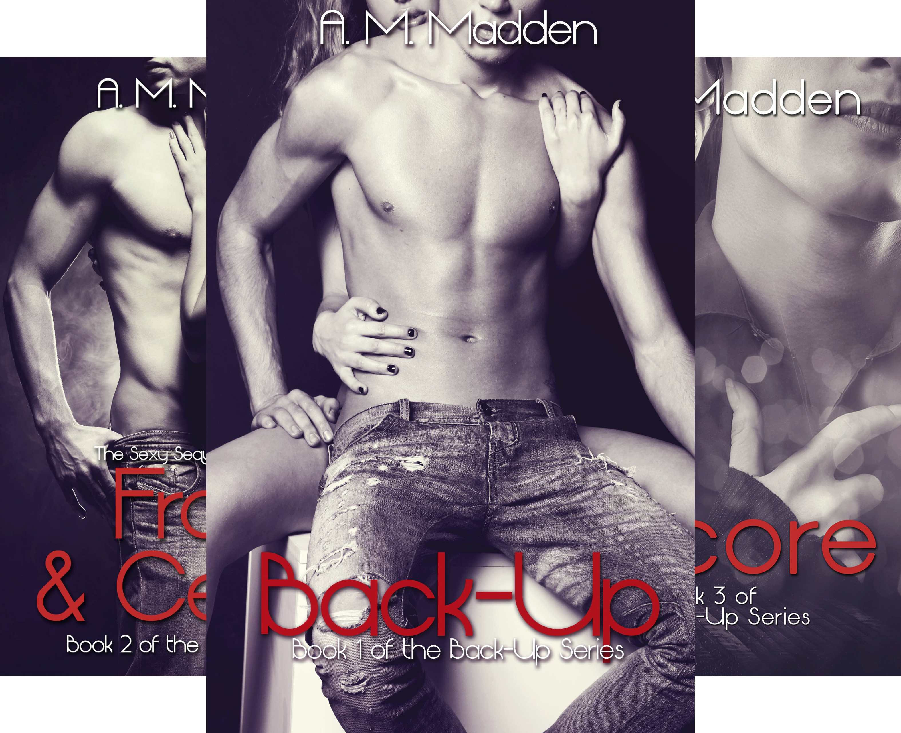 The Back-up Series (4 Book Series)