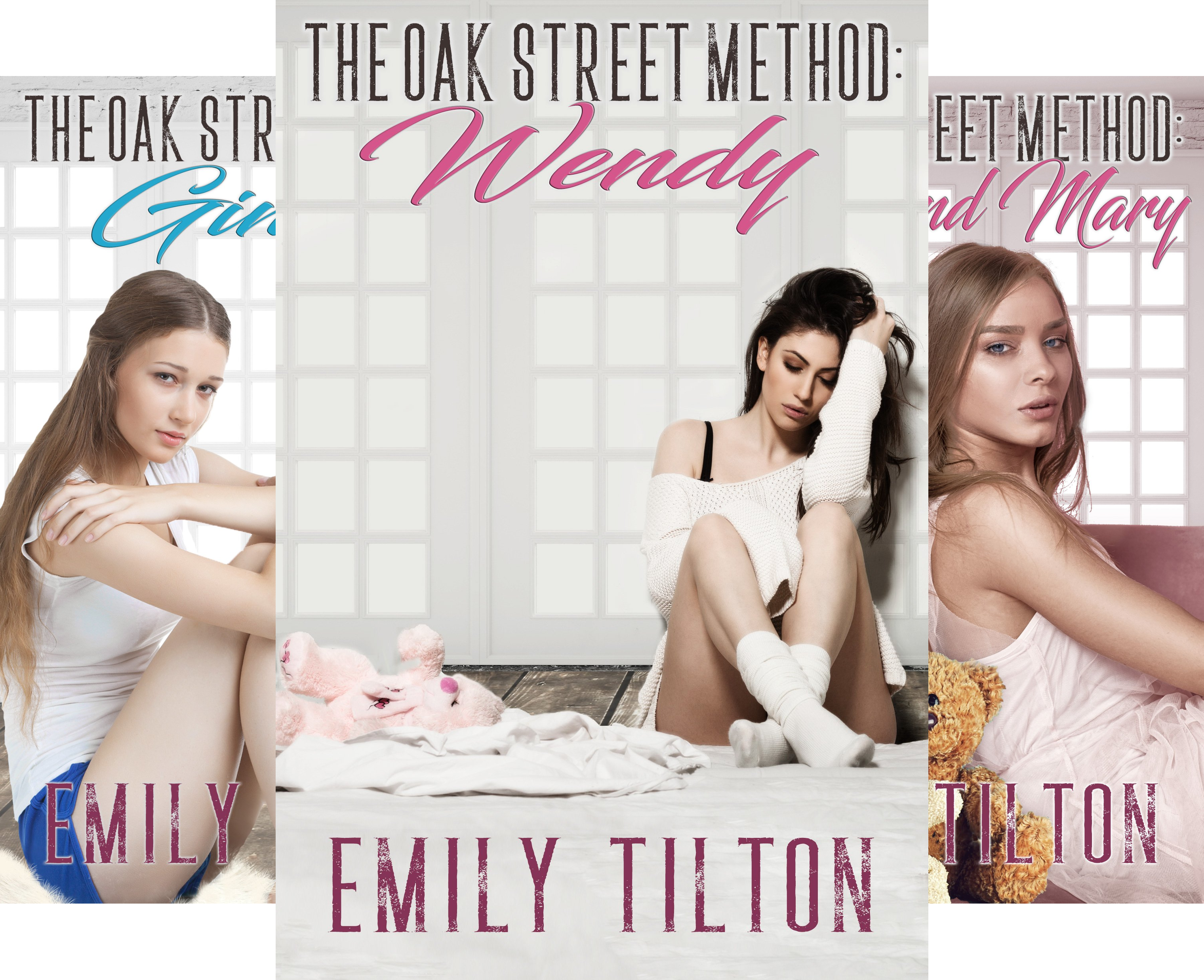 The Institute: Naughty Little Girls (5 Book Series)