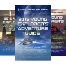 Young Explorer's Adventure Guides (4 Book Series)