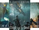 Armada Wars (4 Book Series)