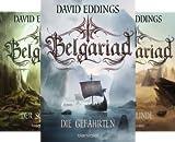 Belgariad-Saga (Reihe in 3 Bänden)