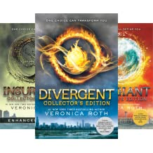 Divergent Series-Collector's Edition (3 Book Series)
