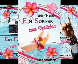 Zum-Verlieben-Reihe (Reihe in 6 Bänden) von  Violet Truelove