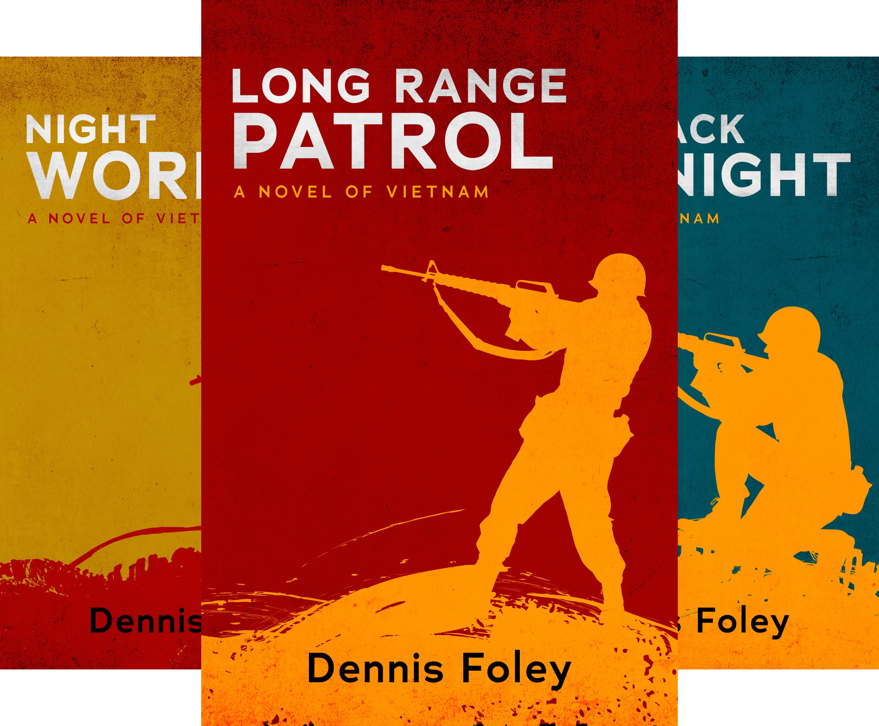 Foley Dennis (The Jim Hollister Trilogy (3 Book Series))