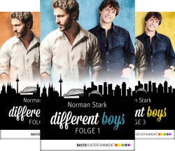Norman Stark: Different Boys; Gay-Werke alphabetisch nach Titeln
