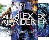 Alex Rider (Reihe in 11 Bänden)