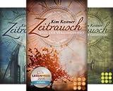 Die Zeitrausch-Trilogie (Reihe in 3 Bänden)