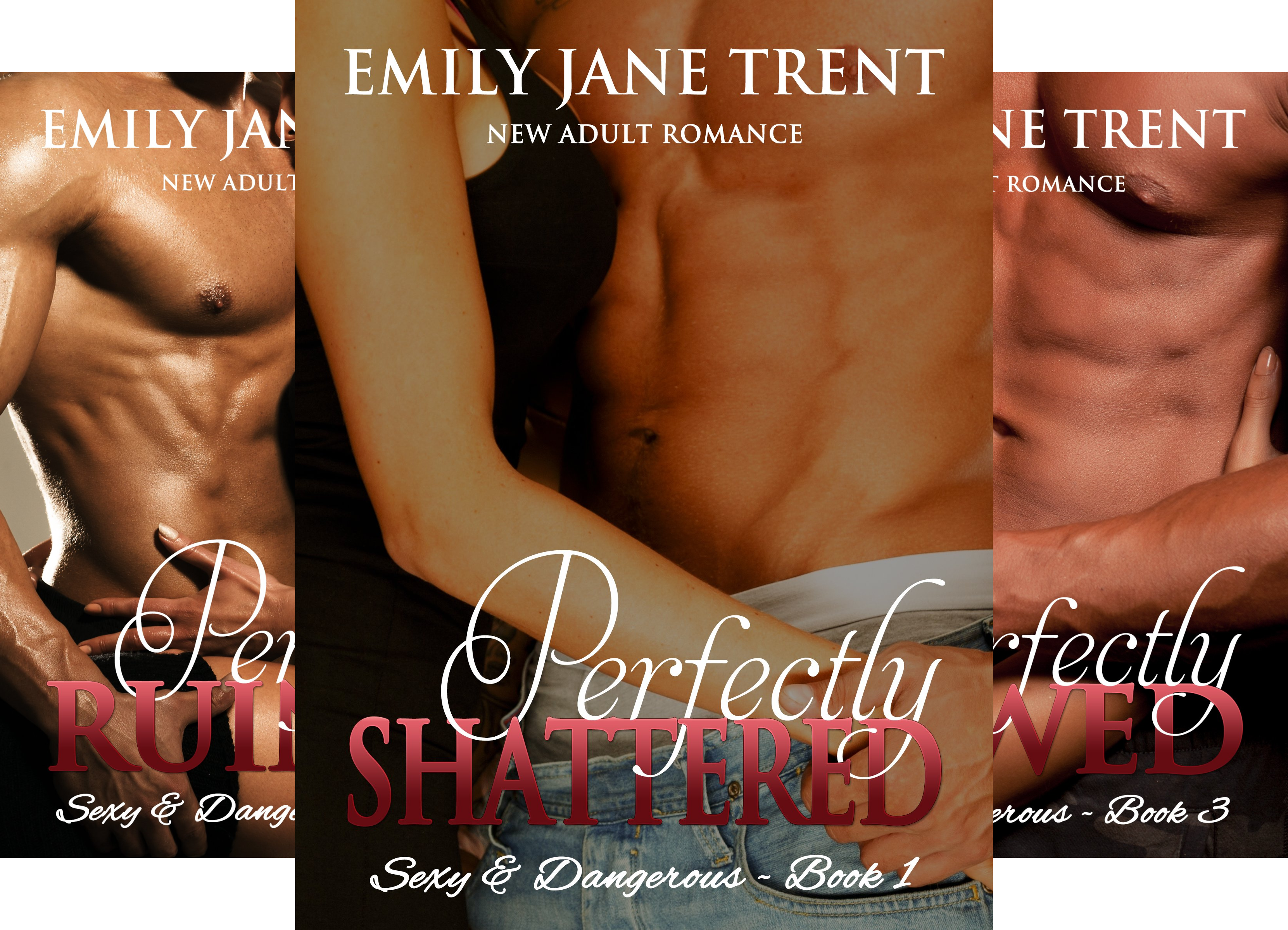 Sexy & Dangerous (4 Book Series)