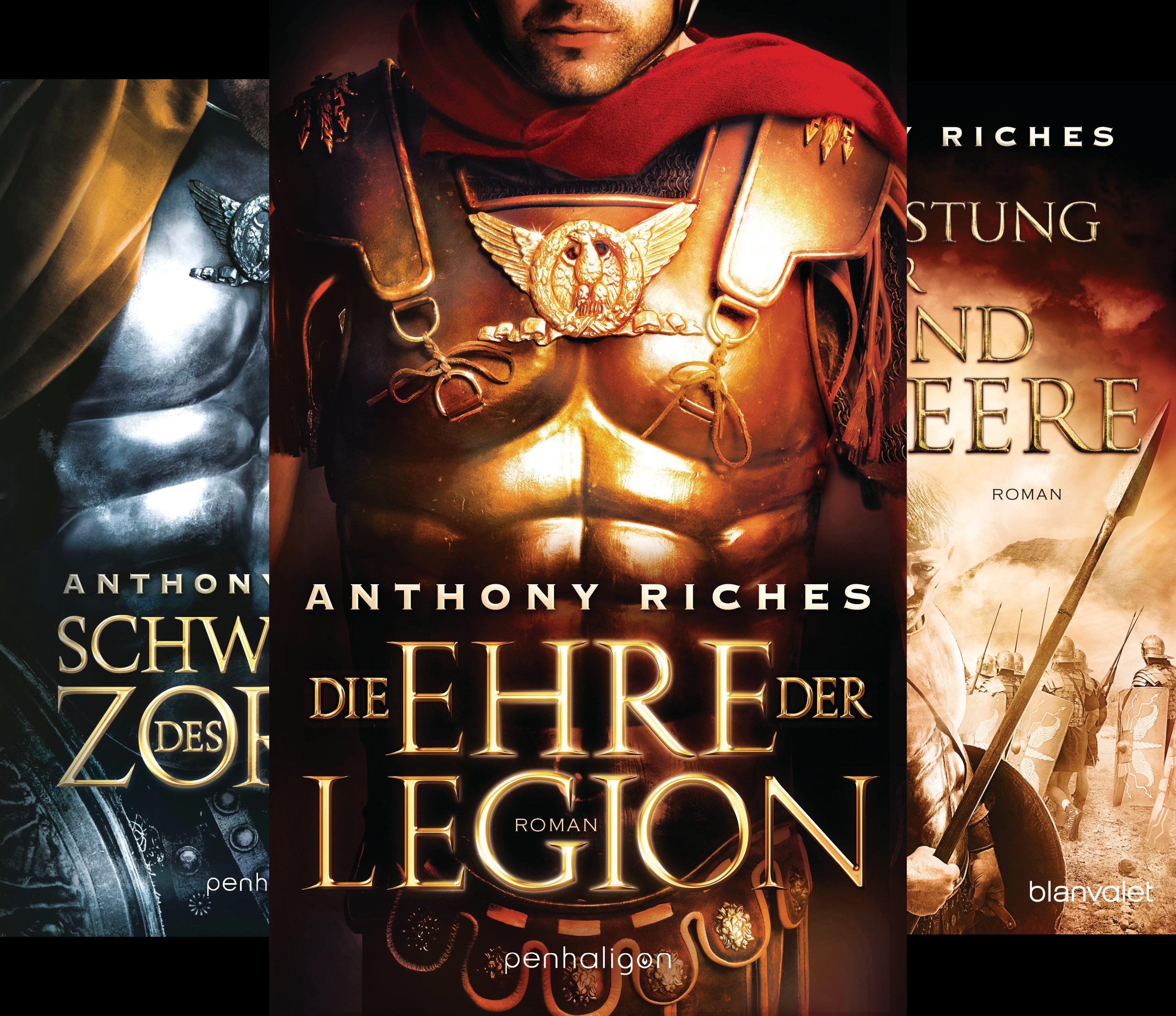 Imperium-Saga (Reihe in 4 Bänden)