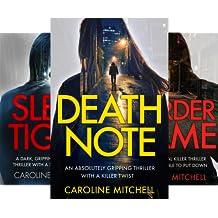 Detective Ruby Preston Crime Thriller Series (3 Book Series)