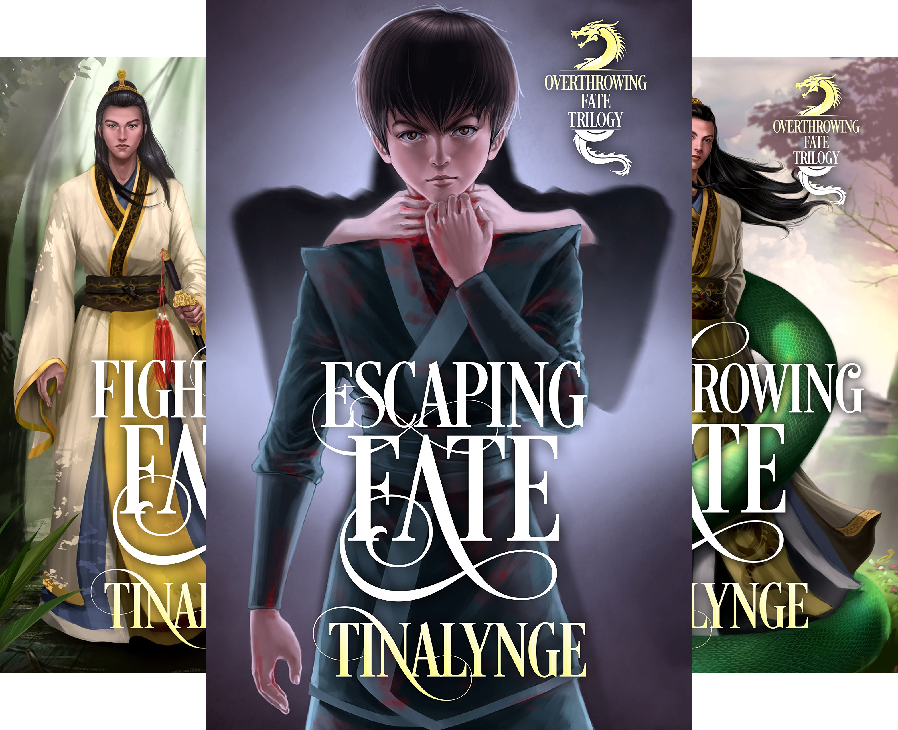 Overthrowing Fate (3 Book Series)