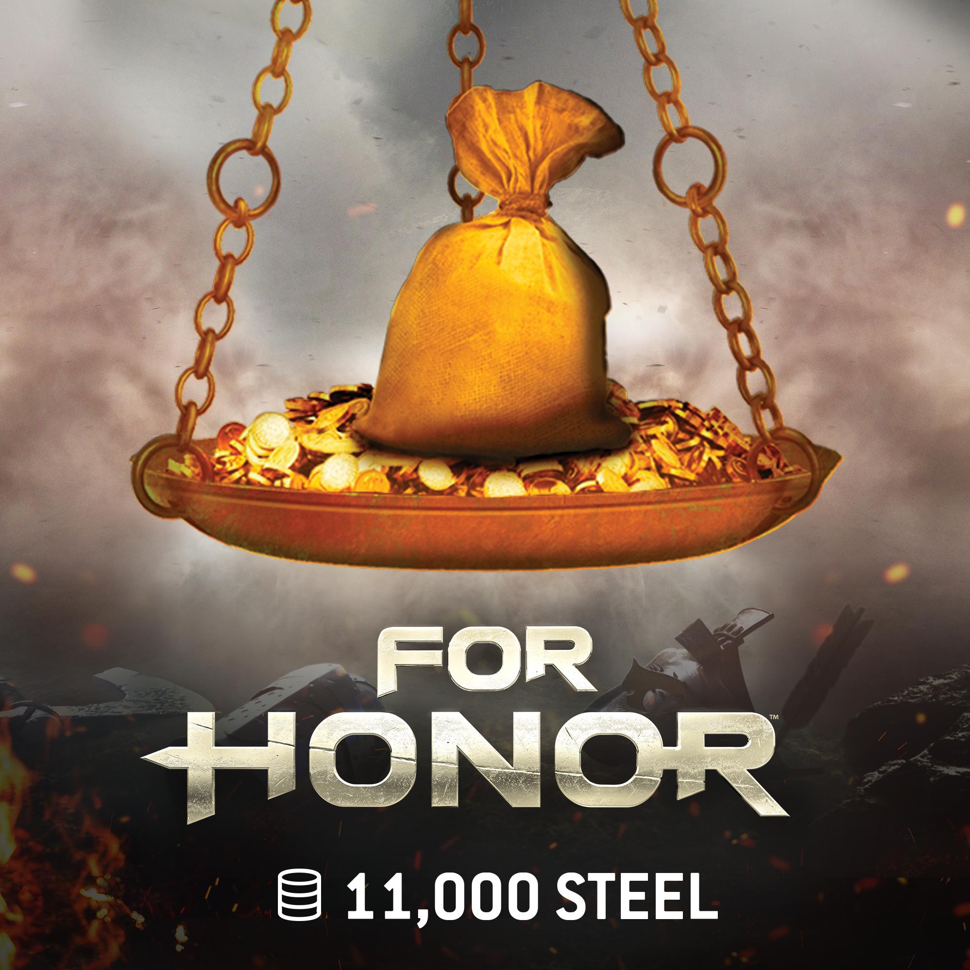 For Honor - 11000Unités d'Acier [Code Jeu PC - Uplay]