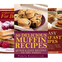 Breakfast Ideas - The Breakfast Recipes Cookbook Collection (11 Book Series)
