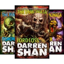 The Demonata (10 Book Series)