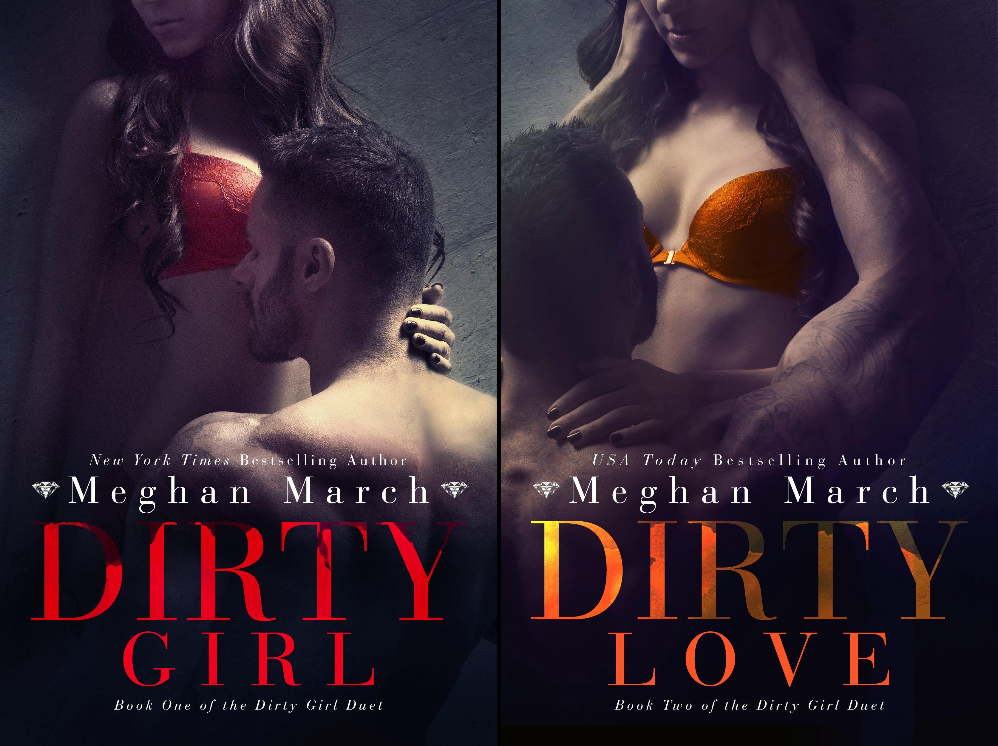 Dirty Girl Duet (2 Book Series)