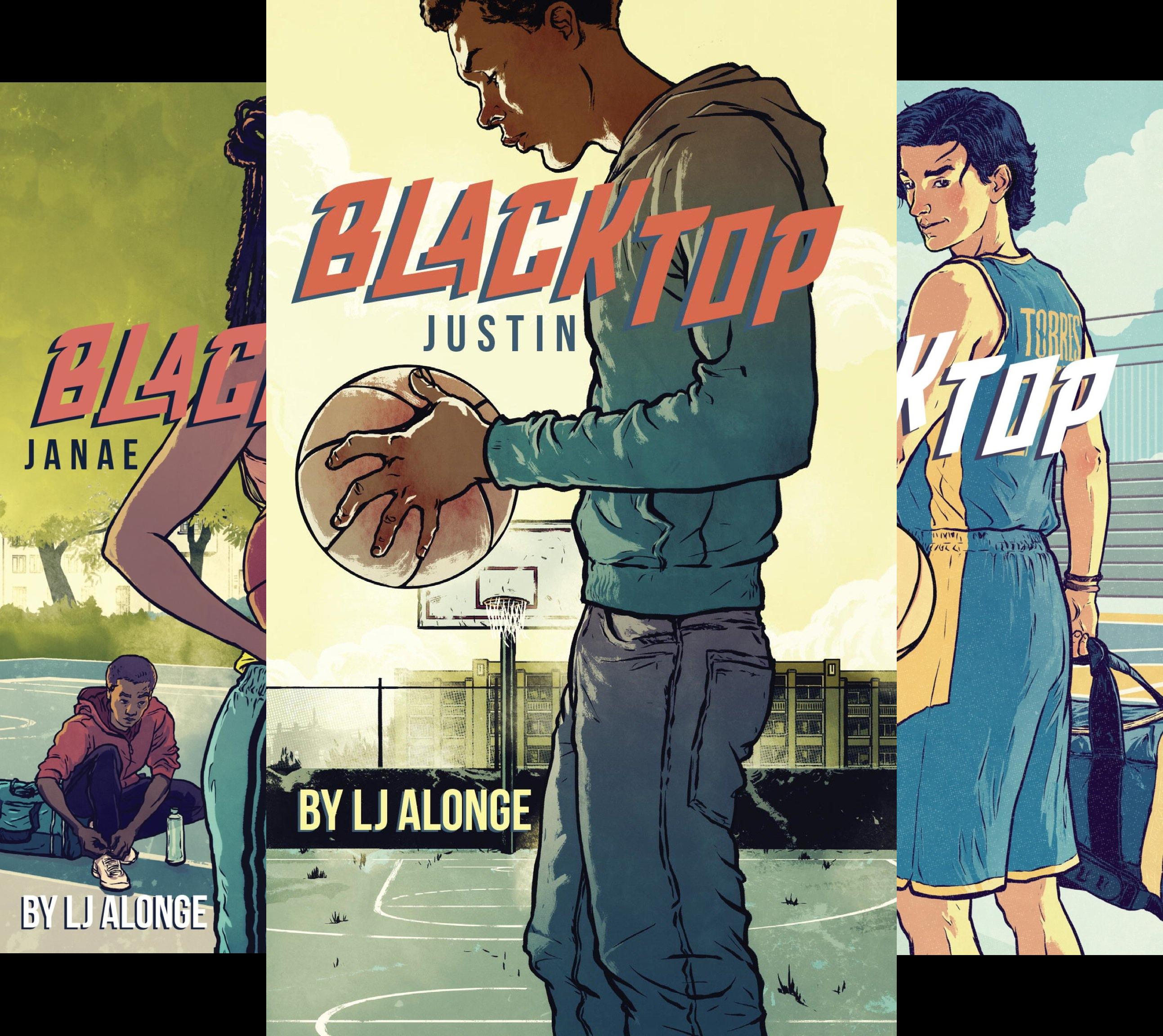 Blacktop (4 Book Series)