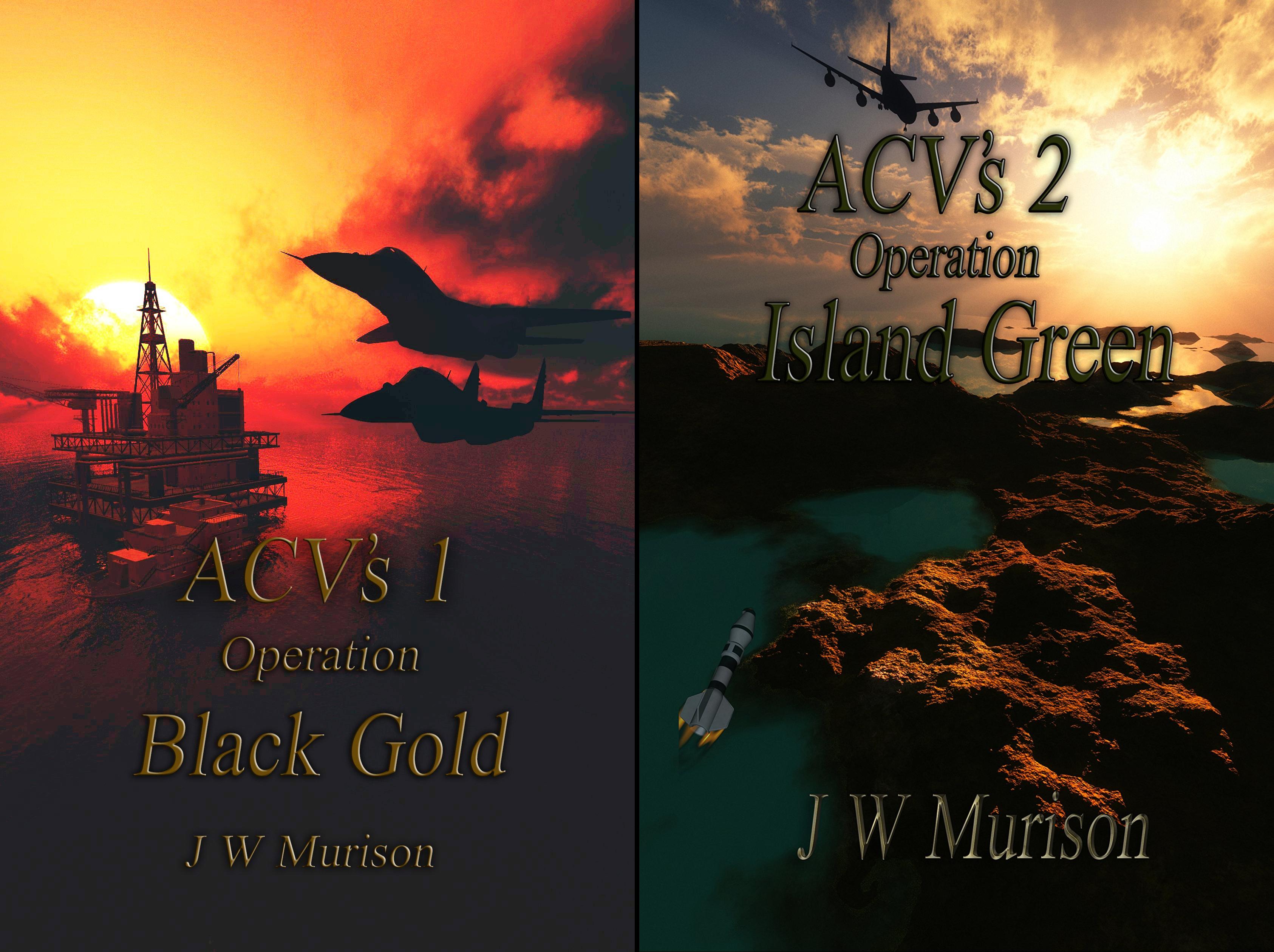 ACV's (2 Book Series)