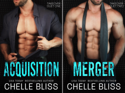 Takeover Duet (2 Book Series) by  Chelle Bliss