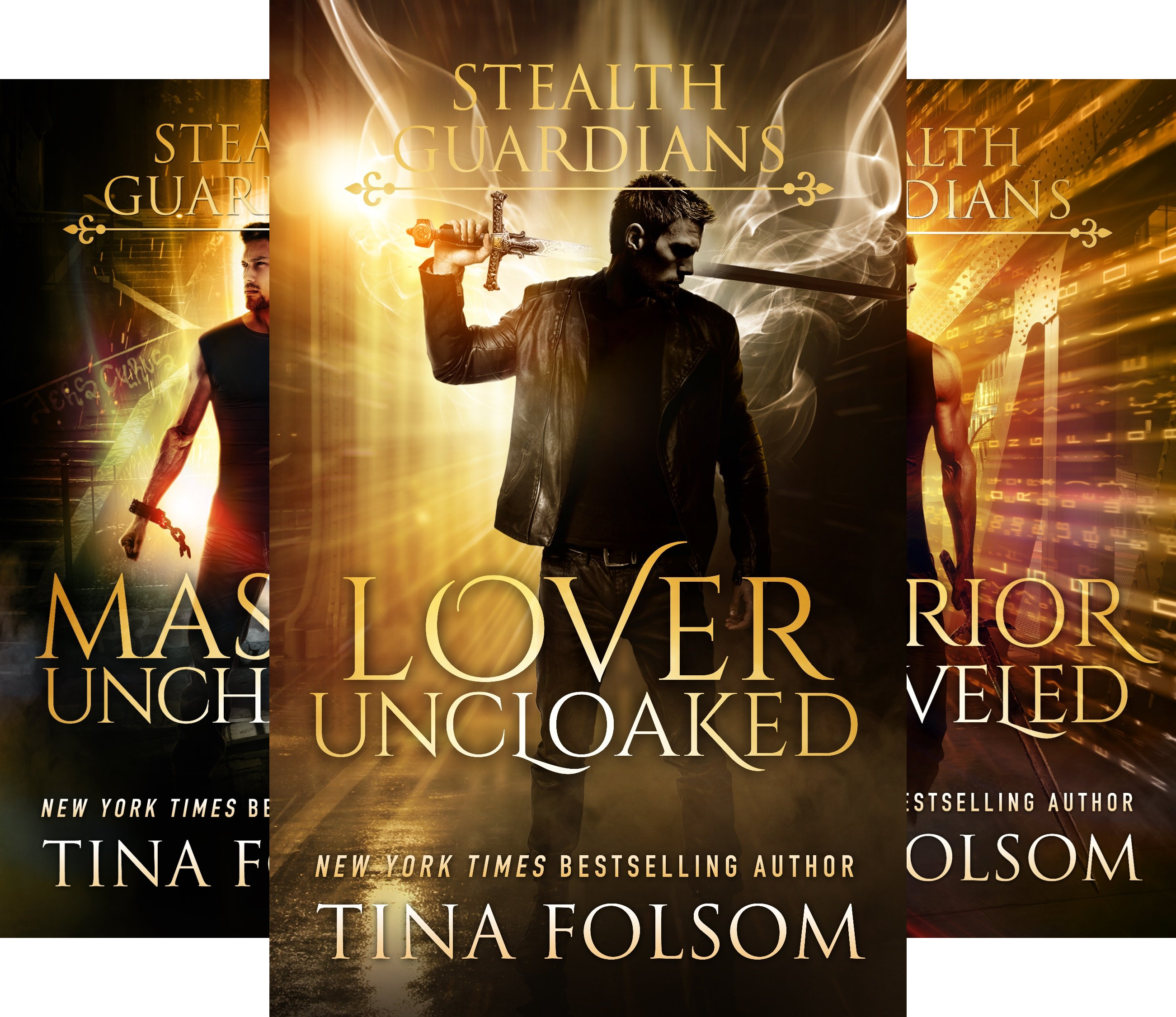Stealth Guardians (4 Book Series)