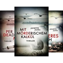Kripo Bodensee (Reihe in 8 Bänden)
