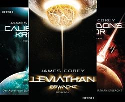 Expanse-Serie (Reihe in 7 Bänden) von  James Corey