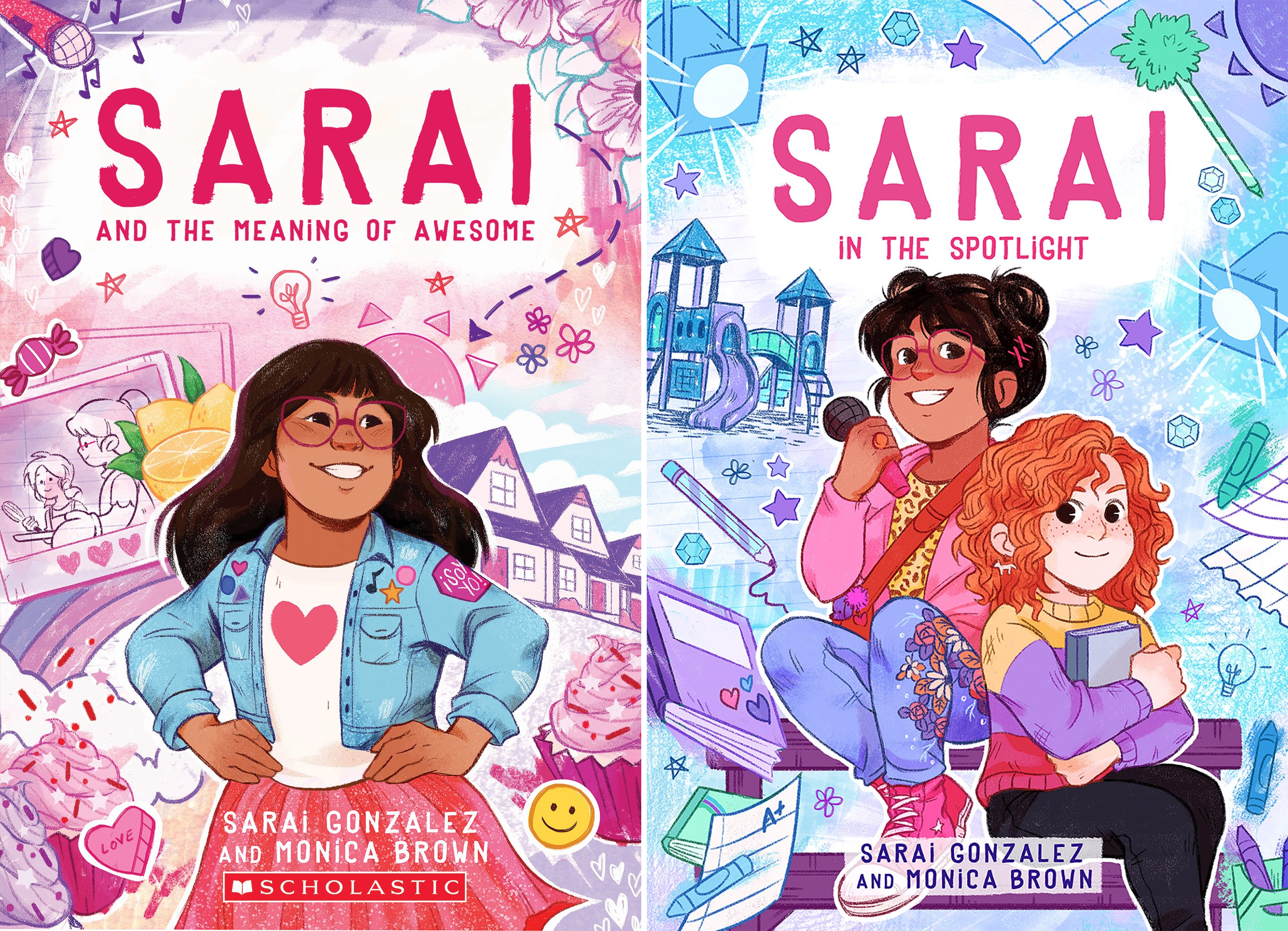 Sarai (2 Book Series)