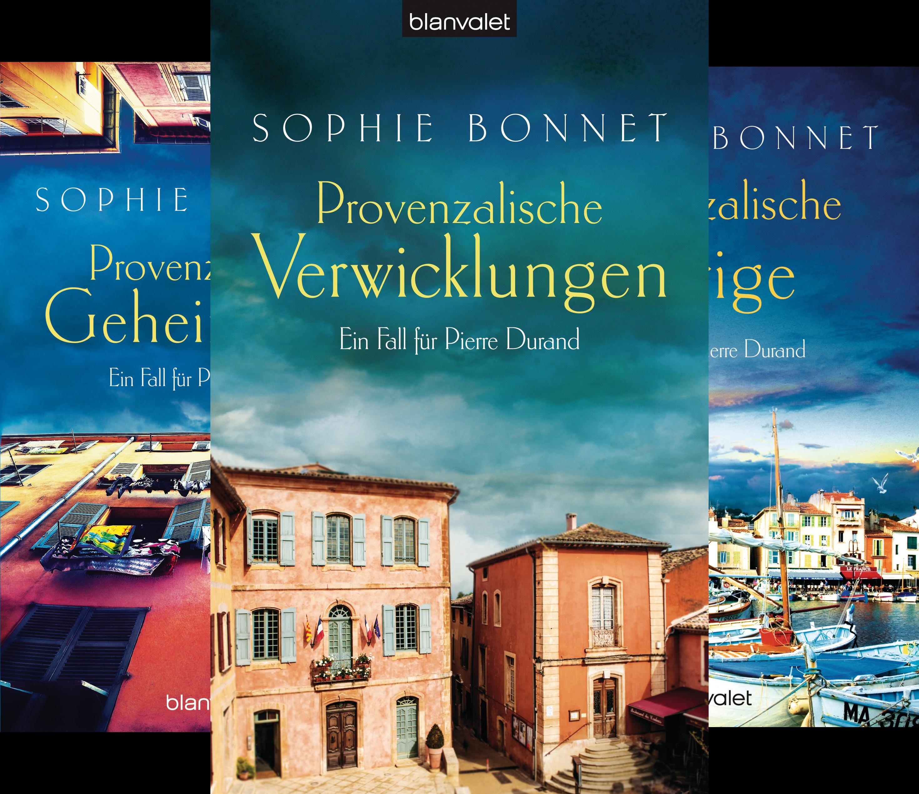 Die Pierre Durand Bände (Reihe in 6 Bänden)