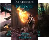 Gods Of The Forever Sea (3 Book Series)