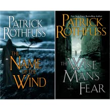 The Kingkiller Chronicle Series (2 books)