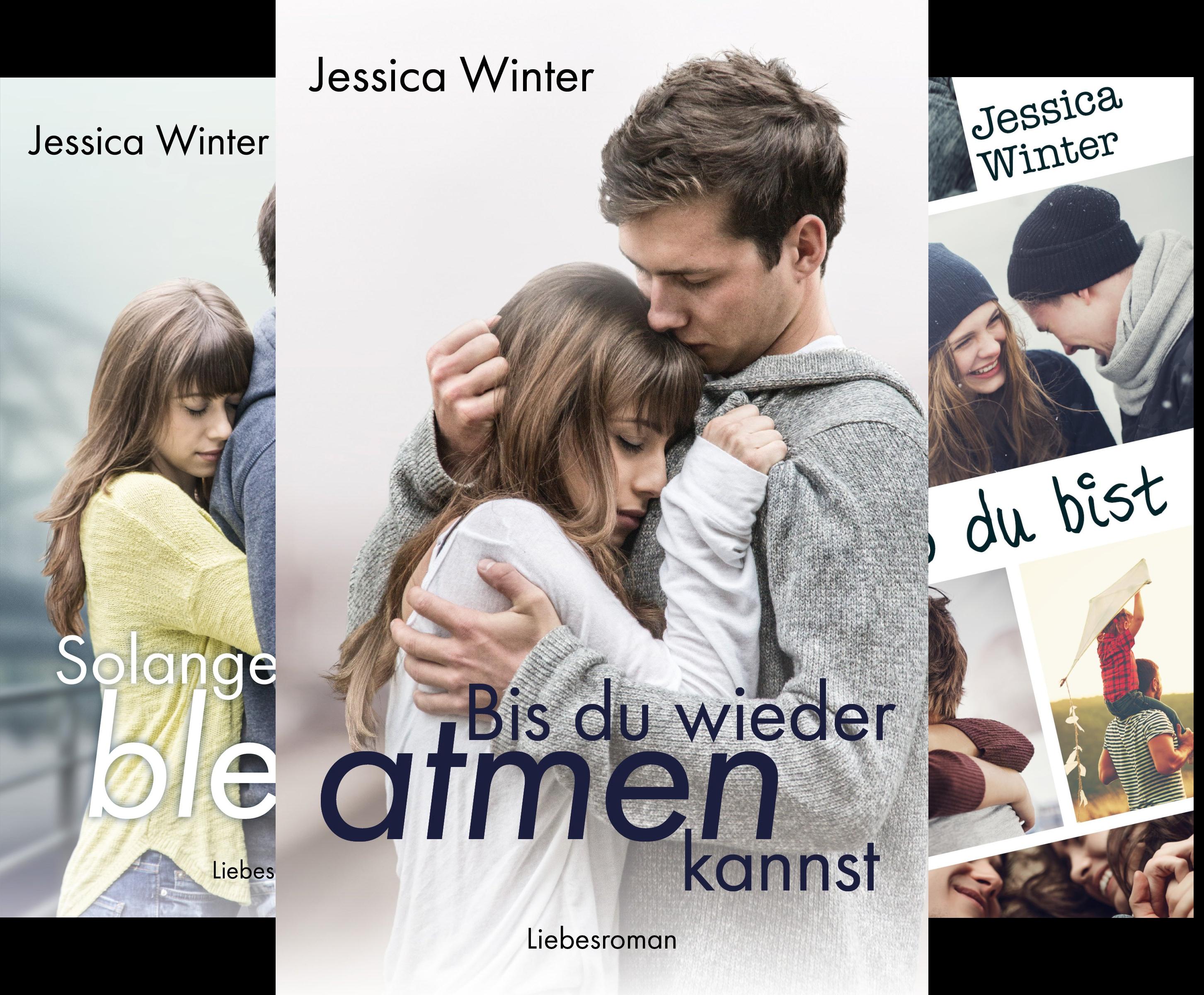 Julia und Jeremy (Reihe in 3 Bänden)