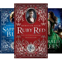 Ruby Red Trilogy (3 Book Series)
