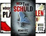 Johannes-Hornoff-Thriller (Reihe in 5 Bänden)