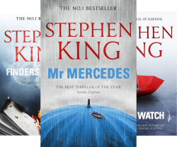 The Bill Hodges Trilogy: Mr. Mercedes Stephen King (2015, Paperback)