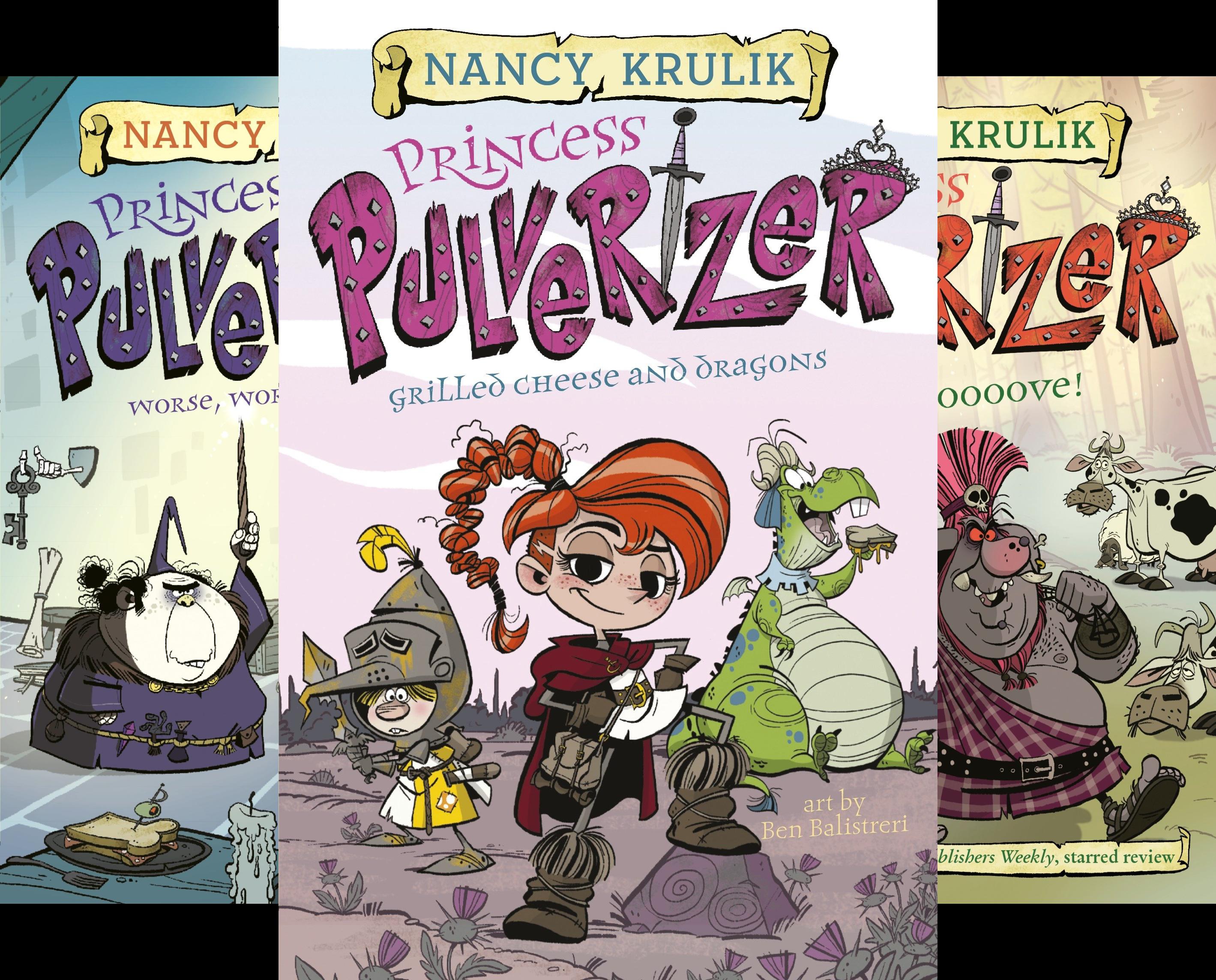 Princess Pulverizer (6 Book Series)