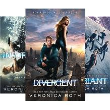 Divergent Trilogy (3 Book Series)