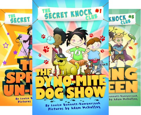 The Secret Knock Club (4 Book Series) (Wert Club Series)