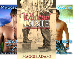 Tempered Steel Series (6 Book Series) by  Maggie Adams